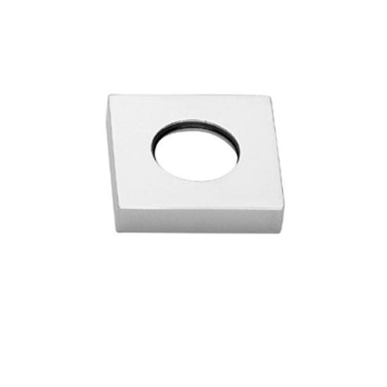 Отражатель нержавеющая сталь квадрат Vieir