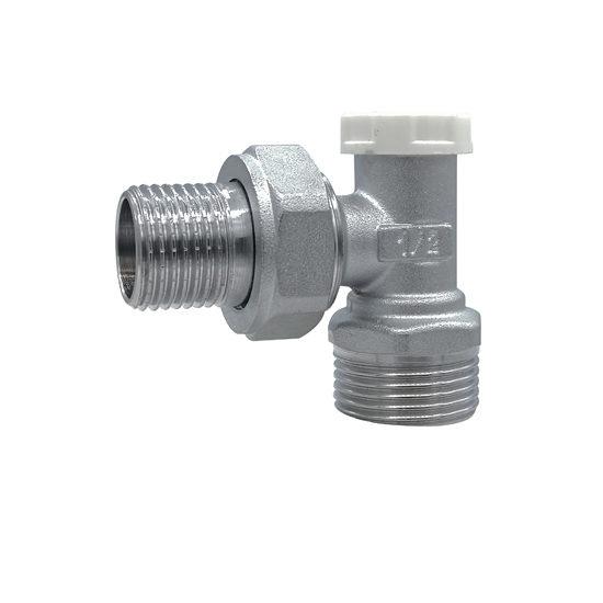 Вентиль регулировочный ДУ15- 3-4 1-2 угловой Vieir