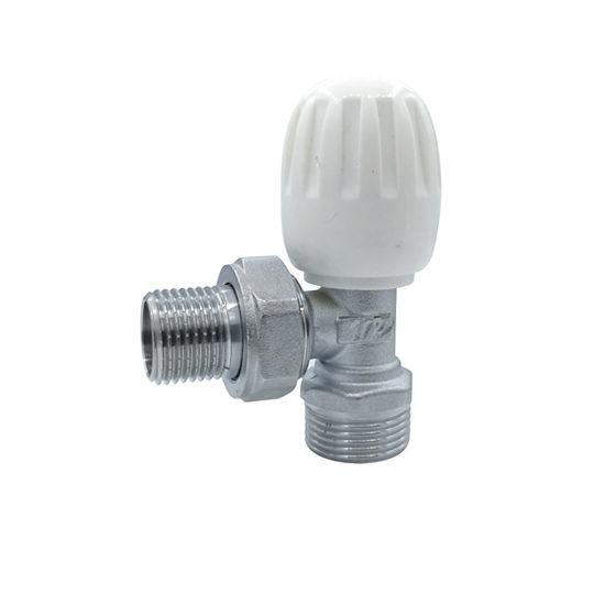 Вентиль регулировочный ДУ153-4 1-2 угловой Vieir