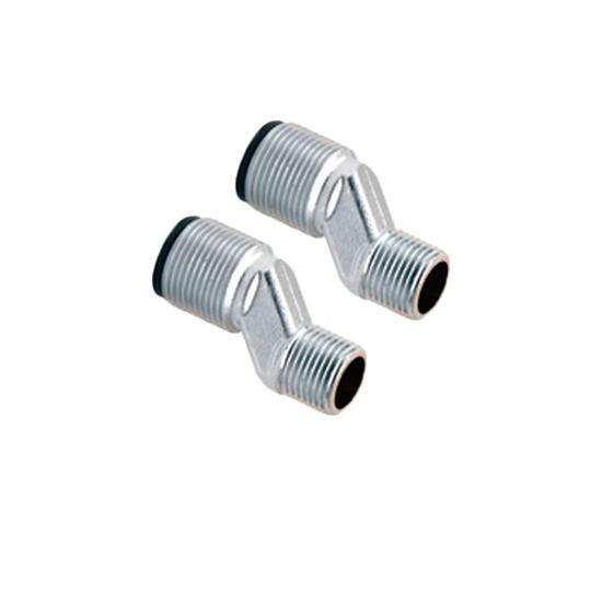 Комплект эксцентриков для смесителя, никелированные PV46 Vieir