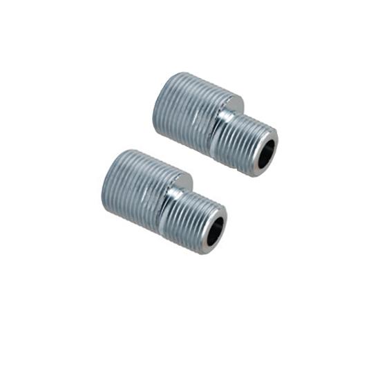 Комплект эксцентриков для смесителя, никелированные Vieir