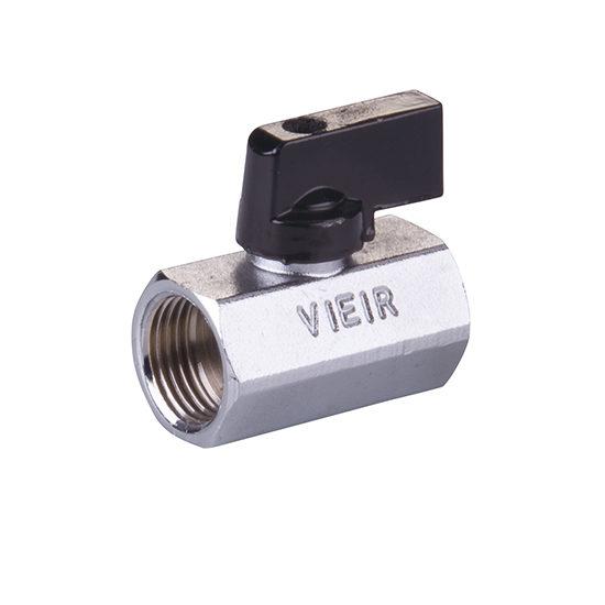 Кран мини матовый в-в Vieir