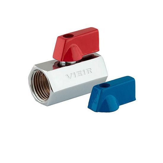 Кран мини хром в-в Vieir