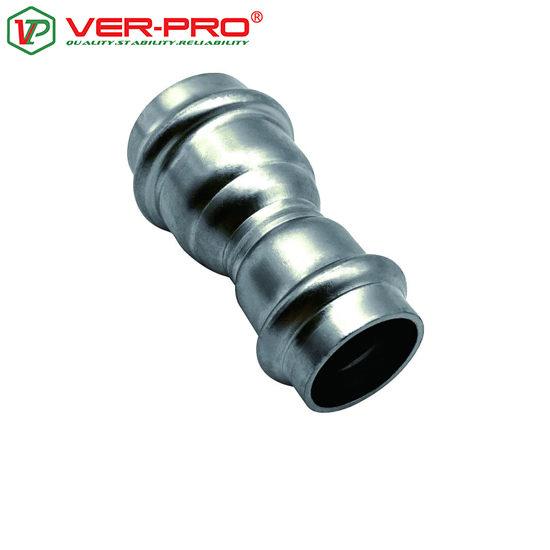 Муфта из нержавеющей стали (P-P) Ver-pro