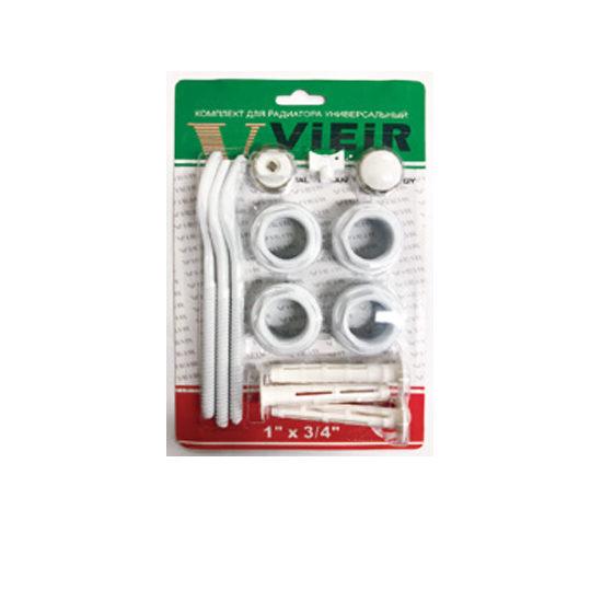 Набор для радиаторов с 3 кронштейнами Vieir