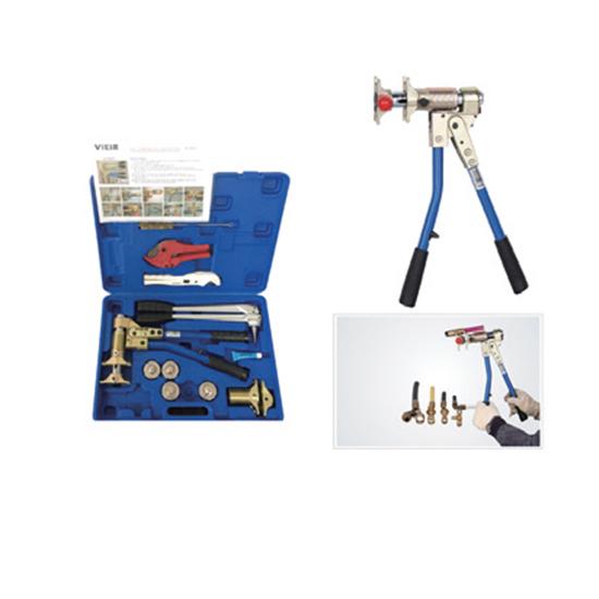 Пресс-аппарат для фитингов REHAU ручной универсальный VER1232-4 Vieir