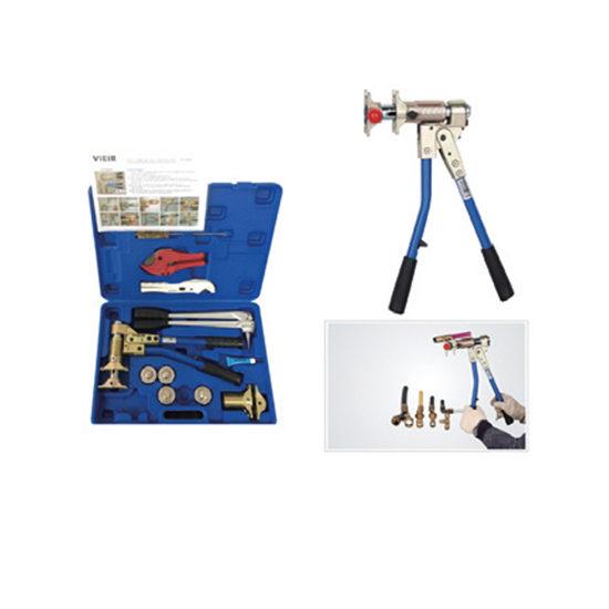 Пресс-аппарат для фитингов REHAU ручной универсальный VER1232-5 Vieir
