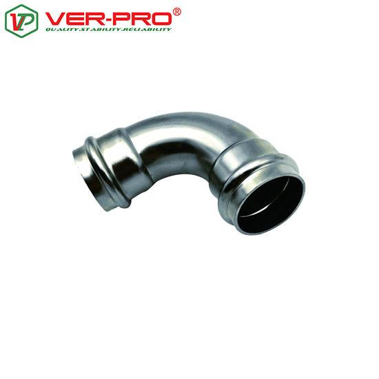 Уголок 90° внутренний-наружный из нержавеющей стали (P-P)