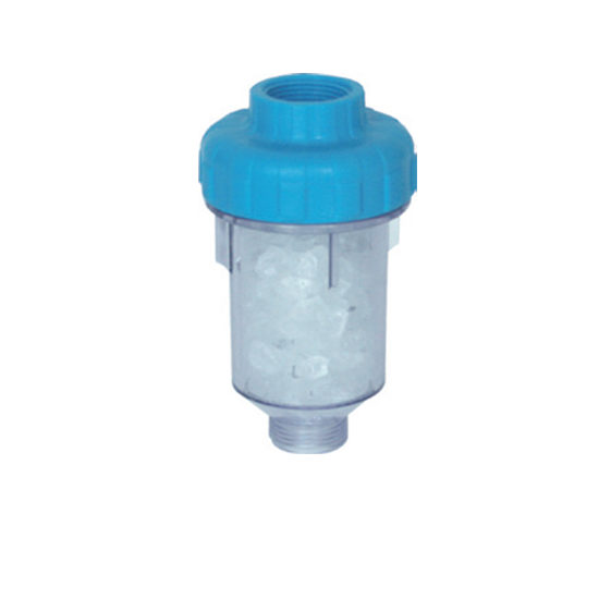 Фильтр колбовый 3-4 для стиральной машины с полифосфатом Аквастиль