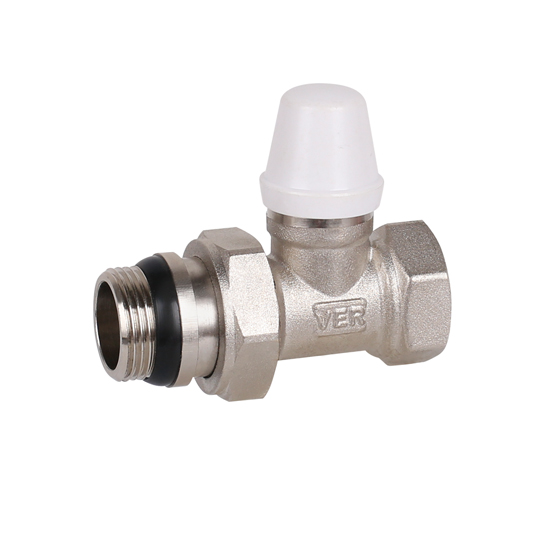 Вентиль регулировочный прямой нижний, VR30-Vieir