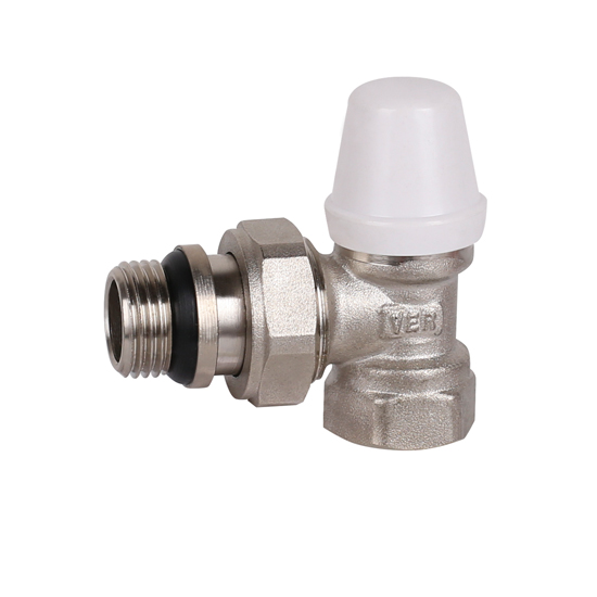 Вентиль регулировочный угловой нижний, VR30-Vieir