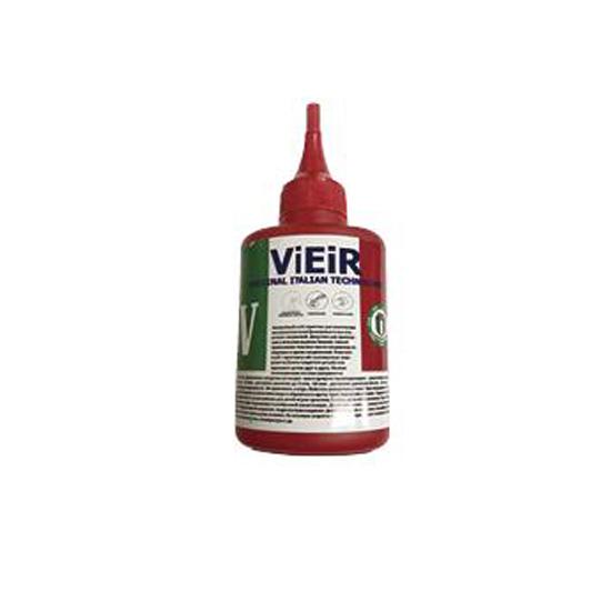 Клей для резьбовых соединений красный Vieir