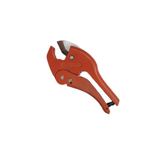 Ножницы красные для пластиковых труб, VER805 Vieir
