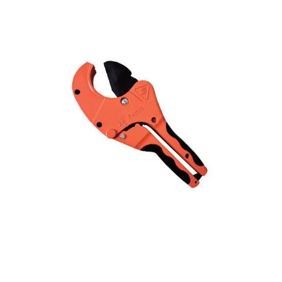 Ножницы оранжевые для пластиковых труб, VER813 Vieir