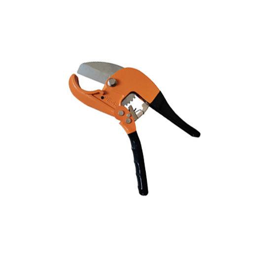 Ножницы оранжевые для пластиковых труб, VR812 Vieir