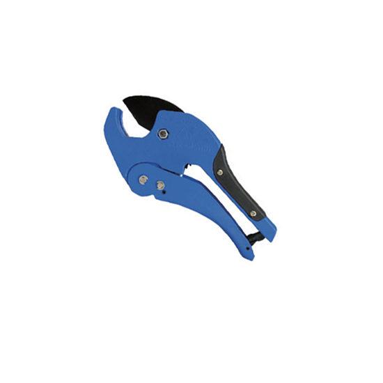 Ножницы синие для пластиковых труб, VER806 Vieir