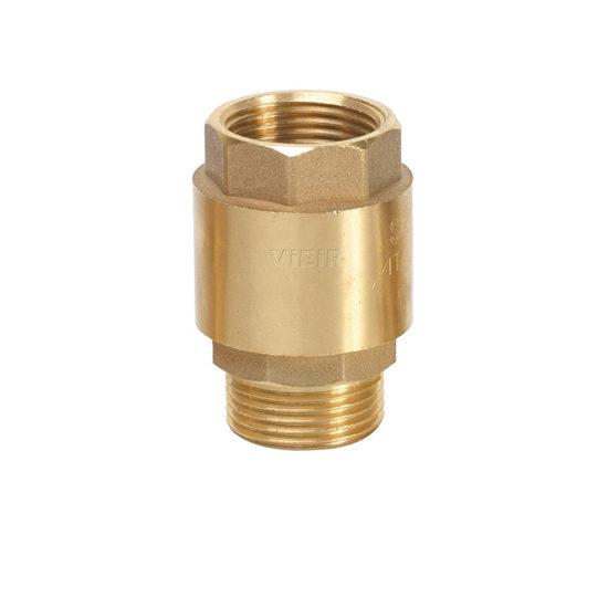 Обратный клапан с металлическим штоком в-н Vieir