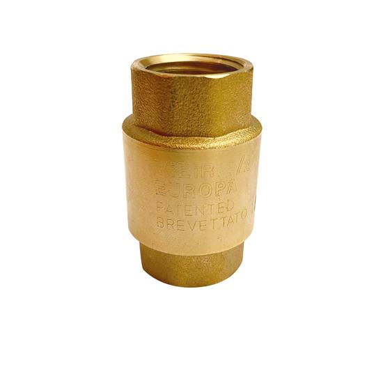 Обратный клапан с металлическим штоком стандарт Vieir