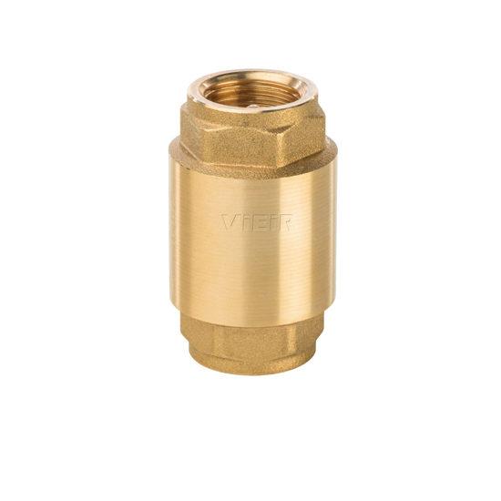 Обратный клапан с металлическим штоком Vieir