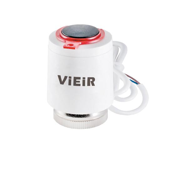 Сервопривод термоэлектрический нормально закрытый, диагностируемый, VR112-Vieir