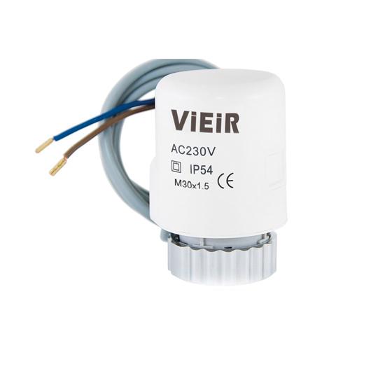 Сервопривод термоэлектрический нормально закрытый, VR112- Vieir