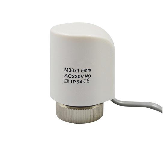 Сервопривод термоэлектрический нормально открытый, VR1124- Vieir