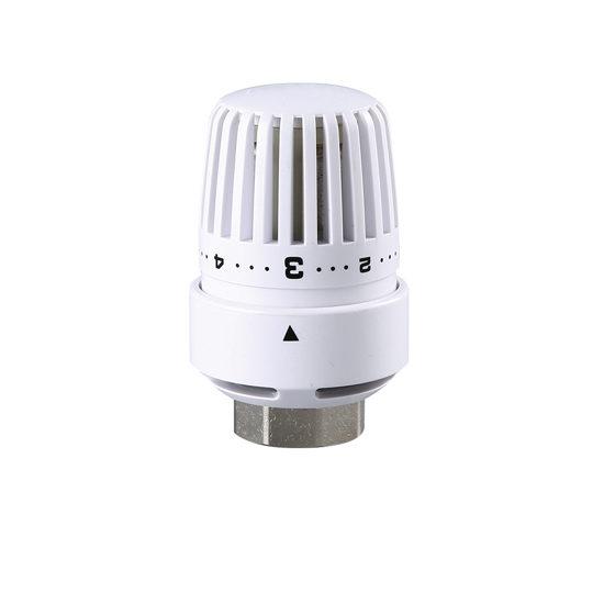 Термоголовка жидкостная хромированная, VR1126-Vieir