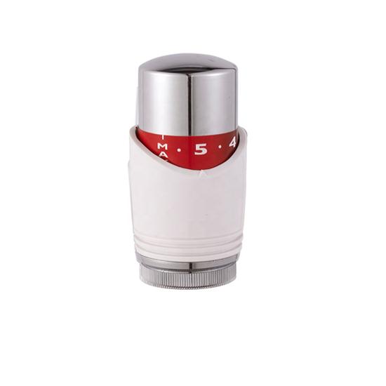 Термоголовка жидкостная хромированная, VR289-Vieir
