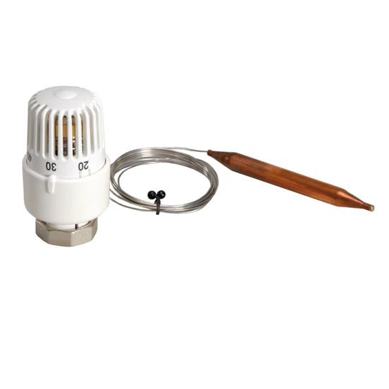 Термоголовка с погружным датчиком, VR290-Vieir