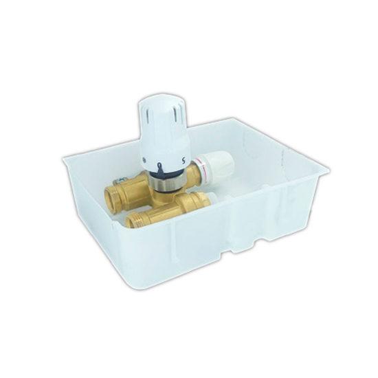 Терморегулирующий монтажный комплект для теплого пола, VRT15- Vieir-01