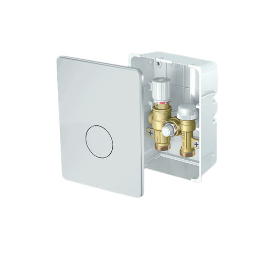 Терморегулирующий монтажный комплект для теплого пола, VRT16- Vieir-01