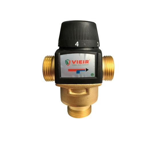 Термостатический смесительный клапан, VR201-Vieir
