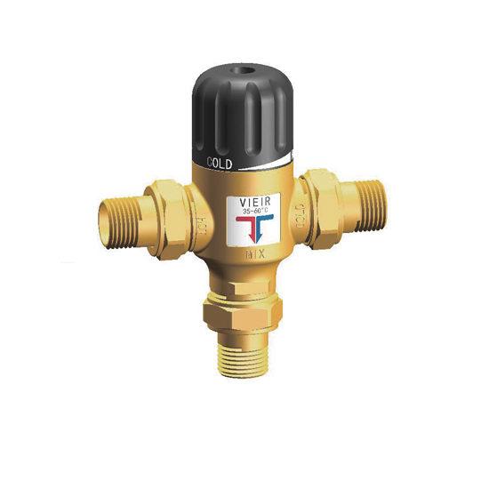 Термостатический смесительный клапан, VR236-Vieir