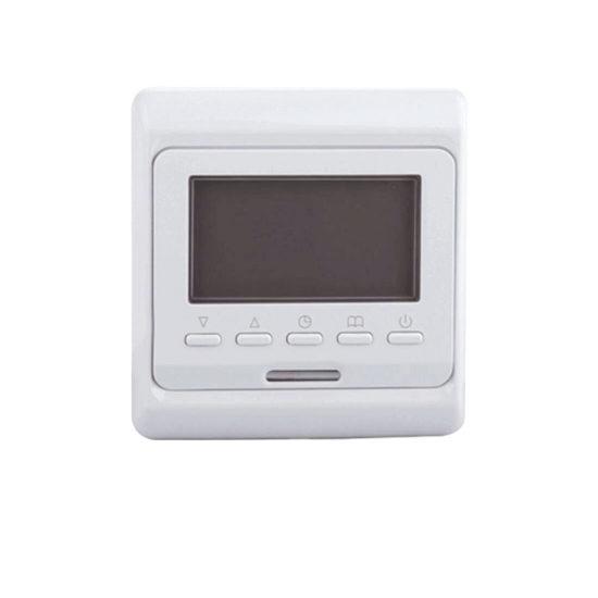 Термостат комнатный с датчиком для теплого пола, VR296-Vieir