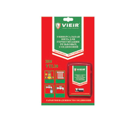 Универсальная нить для герметизации резьбовых соединений Vieir