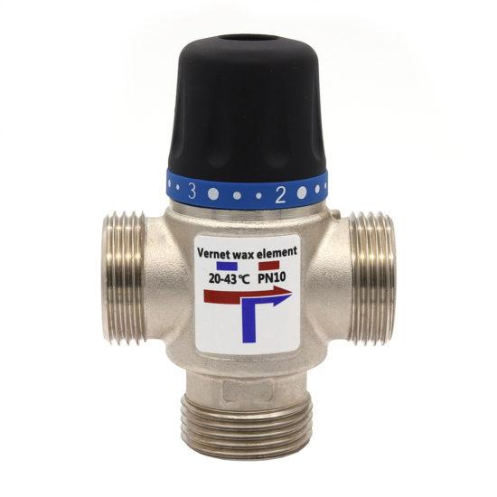 Термостатический смесительный клапан VR180