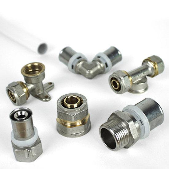 Системы металлополимерных трубопроводов