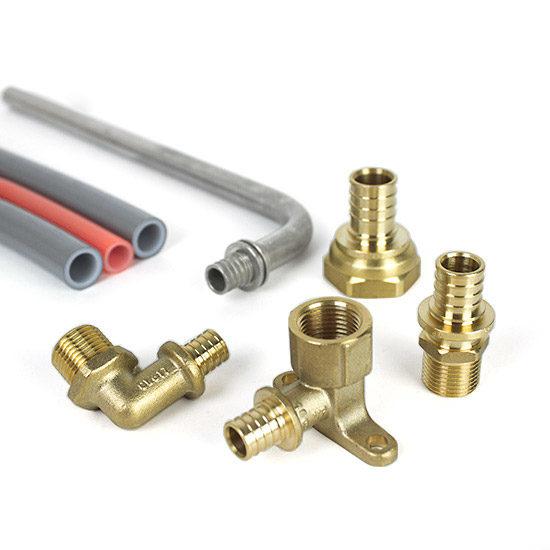 Системы полимерных трубопроводов