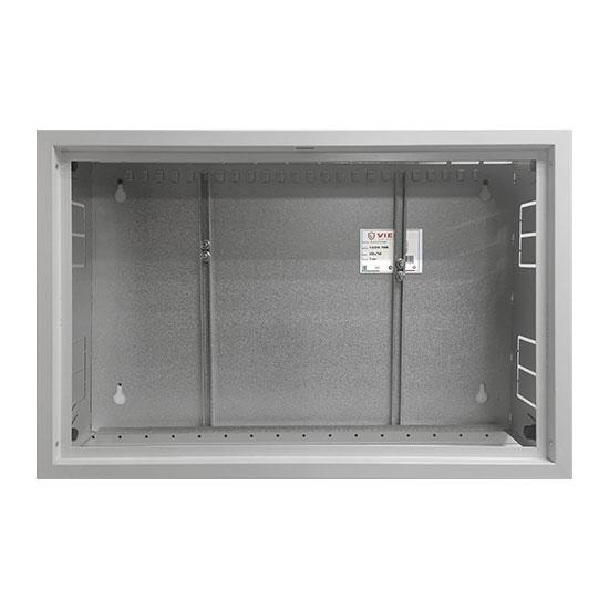 Шкаф коллекторный в сборе штампованный