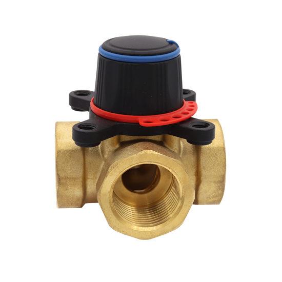 Трехходовой смесительный клапан VIEIR VR190-194