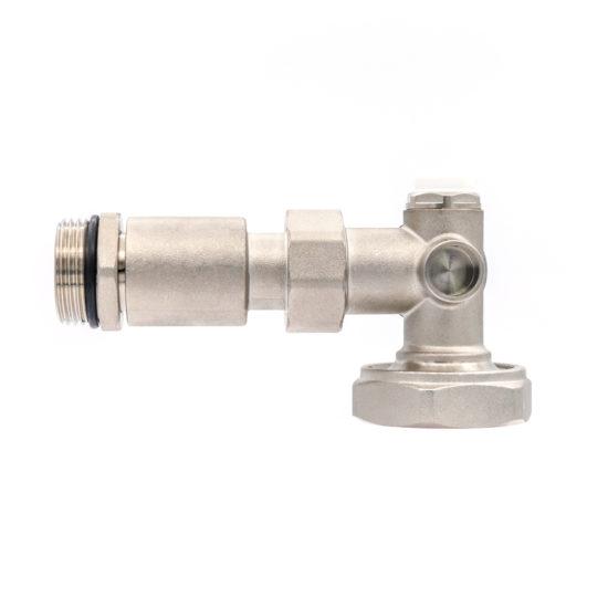 Насосно-смесительный узел для теплого пола, VR204-A